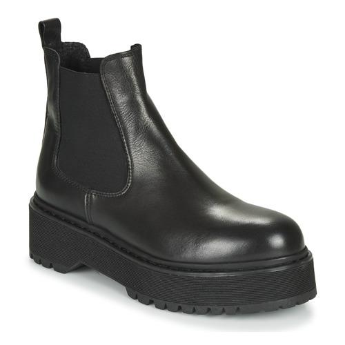 Boty Ženy Kotníkové boty Jonak RANIE Černá
