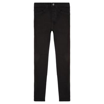 Textil Dívčí Legíny Levi's PULL-ON LEGGINGS Černá