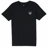 Textil Chlapecké Trička s krátkým rukávem Jack & Jones JJAARHUS TEE Černá