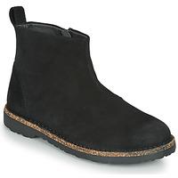Boty Ženy Kotníkové boty Birkenstock MELROSE Černá