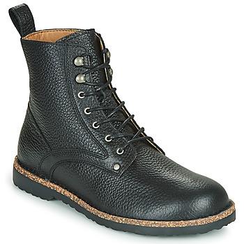 Boty Muži Kotníkové boty Birkenstock BRYSON Černá