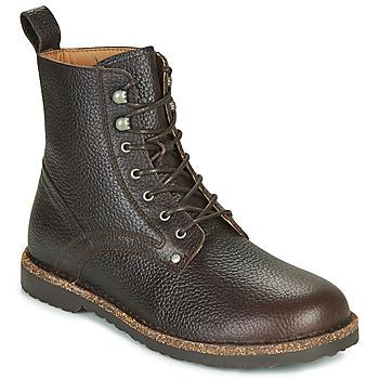 Boty Muži Kotníkové boty Birkenstock BRYSON Hnědá