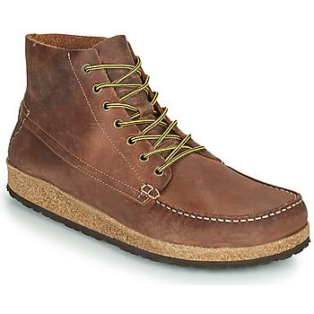 Boty Muži Kotníkové boty Birkenstock MARTON Hnědá