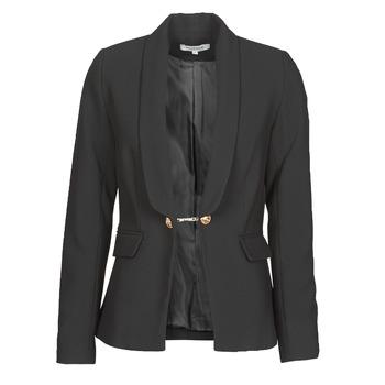 Textil Ženy Saka / Blejzry Morgan VETINI Černá