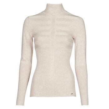 Textil Ženy Svetry Morgan MENTOS Béžová