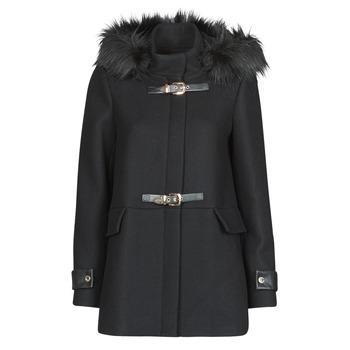 Textil Ženy Kabáty Morgan GCALIS Černá