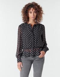 Textil Ženy Halenky / Blůzy Pepe jeans NORA Černá