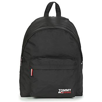 Taška Batohy Tommy Jeans TJM CAMPUS BOY BACKPACK Černá