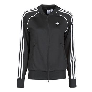 Textil Ženy Teplákové bundy adidas Originals SST TRACKTOP PB Černá