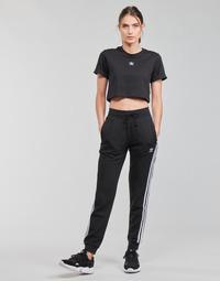 Textil Ženy Teplákové kalhoty adidas Originals SLIM PANTS Černá