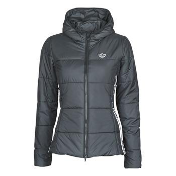 Textil Ženy Prošívané bundy adidas Originals SLIM JACKET Černá