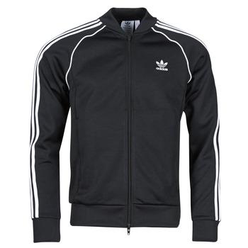 Textil Muži Teplákové bundy adidas Originals SST TT P BLUE Černá