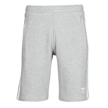 Textil Muži Kraťasy / Bermudy adidas Originals 3-STRIPE SHORT Šedá