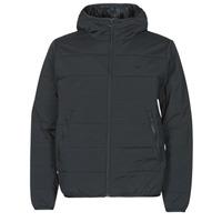 Textil Muži Prošívané bundy adidas Originals LW ZT TRF HOODY Černá