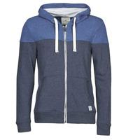 Textil Muži Mikiny Tom Tailor 1021268-10668 Tmavě modrá / Modrá
