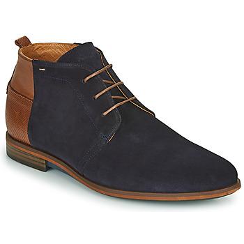 Boty Muži Kotníkové boty Kost IRWIN 5A Tmavě modrá