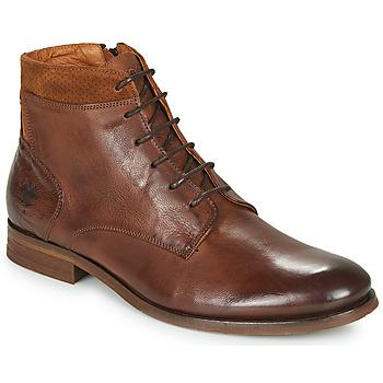 Boty Muži Kotníkové boty Kost HOWARD 35 Zlatohnědá
