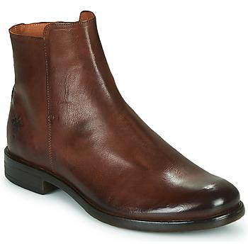 Boty Muži Kotníkové boty Kost NORMAN 35 Hnědá