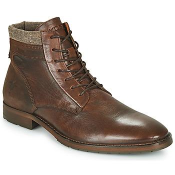 Boty Muži Kotníkové boty Kost VENTURA 46 Hnědá