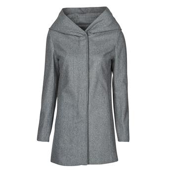 Textil Ženy Kabáty Moony Mood NANTE Šedá