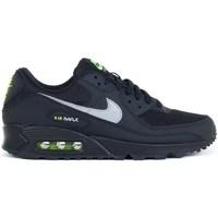 Boty Muži Nízké tenisky Nike Air Max 90 Černé