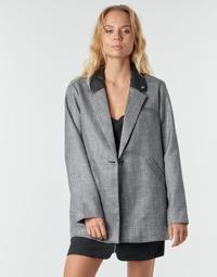 Textil Ženy Kabáty Kaporal LEILY Černá
