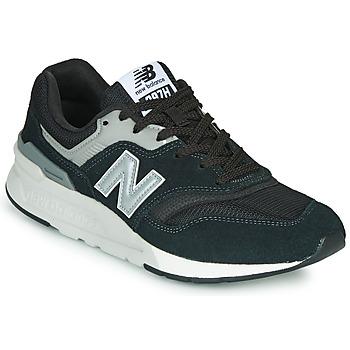 Boty Muži Nízké tenisky New Balance 997 Černá / Stříbrná