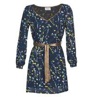 Textil Ženy Krátké šaty Betty London LIOR Tmavě modrá