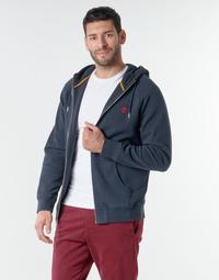 Textil Muži Mikiny Timberland E-R Basic Reg Zip Tmavě modrá