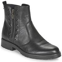Boty Ženy Kotníkové boty IgI&CO DONNA BRIGIT Černá