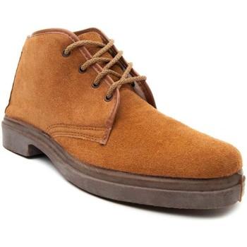 Boty Kotníkové boty Huron 55380 CAMEL