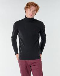 Textil Muži Svetry Teddy Smith P-LOKI Černá