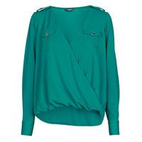 Textil Ženy Halenky / Blůzy Marciano SALLY CREPE TOP Zelená