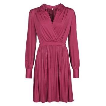 Textil Ženy Krátké šaty Marciano PLAYA DRESS Bordó