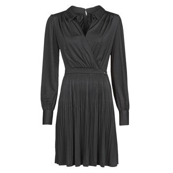 Textil Ženy Krátké šaty Marciano PLAYA DRESS Černá