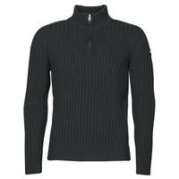 Textil Muži Svetry Schott PLECORAGE2 Černá