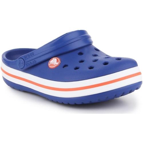 Boty Děti Sandály Crocs Crocband Clog K 204537-4O5 navy