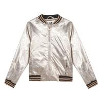 Textil Dívčí Bundy Chipie 8R40014-78 Měděná