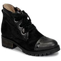 Boty Ženy Kotníkové boty Casta MANDA Černá