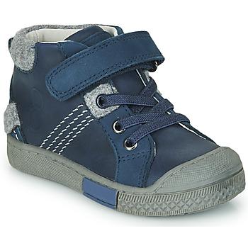 Boty Chlapecké Kotníkové tenisky Mod'8 HERY Tmavě modrá