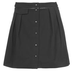 Textil Ženy Sukně Naf Naf ELORA Černá