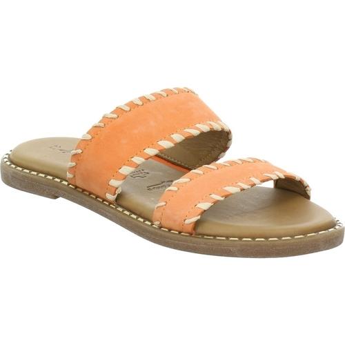 Boty Ženy Dřeváky Tamaris 112712834620 Oranžové