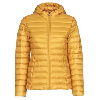 Textil Ženy Prošívané bundy JOTT CLOE Žlutá