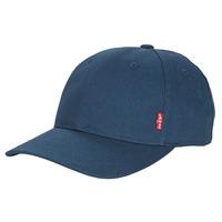 Textilní doplňky Muži Kšiltovky Levi's CLASSIC TWILL RED CAP Modrá