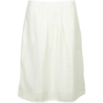 Textil Ženy Sukně Paul Smith Jupe courte ajourée Bílá