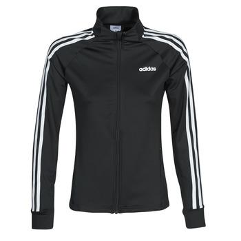 Textil Ženy Teplákové bundy adidas Performance W D2M 3S TT Černá