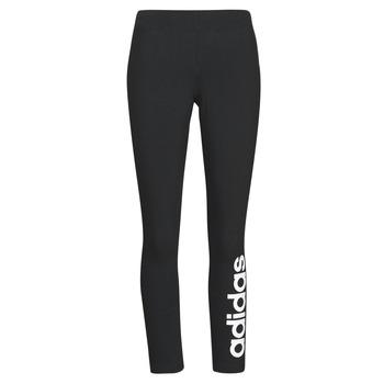 Textil Ženy Legíny adidas Performance W E LIN TIGHT Černá