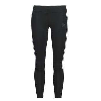 Textil Ženy Legíny adidas Performance RUN IT TGT W Černá