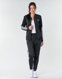 Textil Ženy Teplákové soupravy adidas Performance WTS BACK2BAS 3S Černá