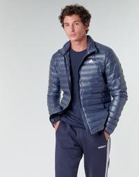 Textil Muži Prošívané bundy adidas Performance Varilite Jacket Inkoust